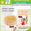 Wooden & bamboo toothpicks for cheese in birthday party