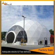 30m Diameter Large Geodesic Dome Tent