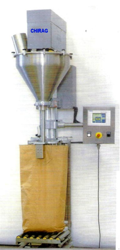 Semi automatic Flour bag filling machine