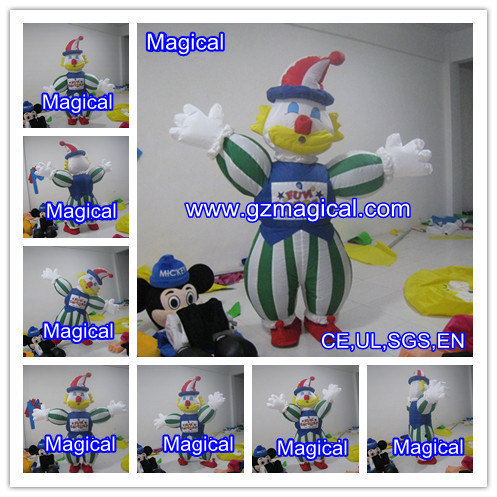 Hot Inflatable Cartoon Mouse Plush Costume