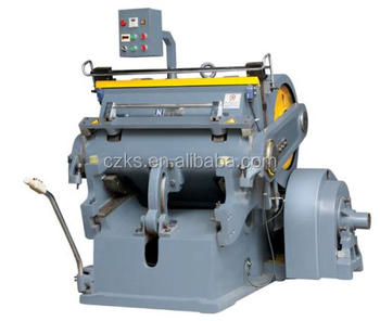 ML1800 Manual Die Cutting Machine and Creasing Machine