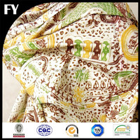 Factory digital java print fabric