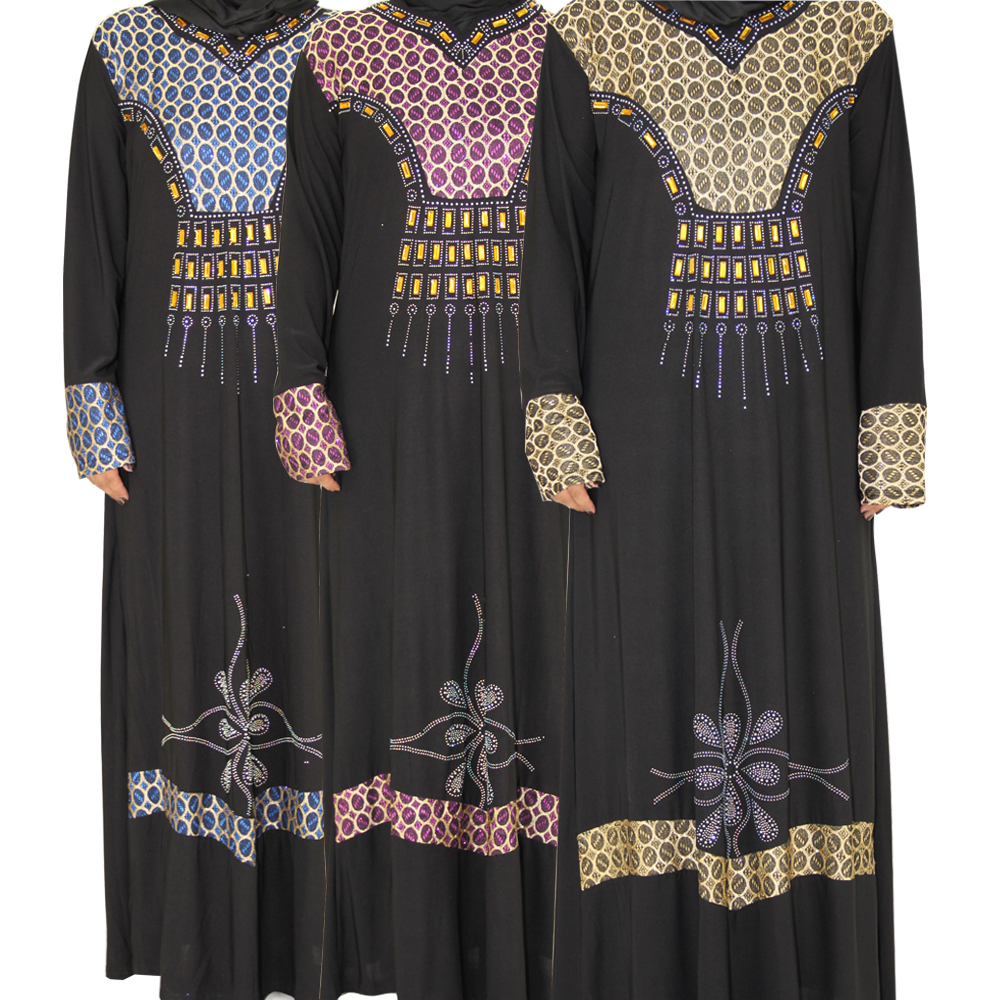 fashionable abaya dress 2017 kaftans wholesale india