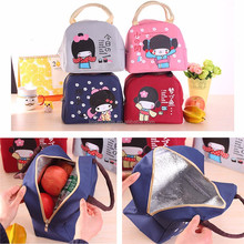 Fashion lunch bags for kids