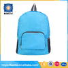 blue collapsible useful backpacks