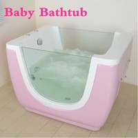 New Design Kids Bathtub Baby Stainless Steel Bathtub