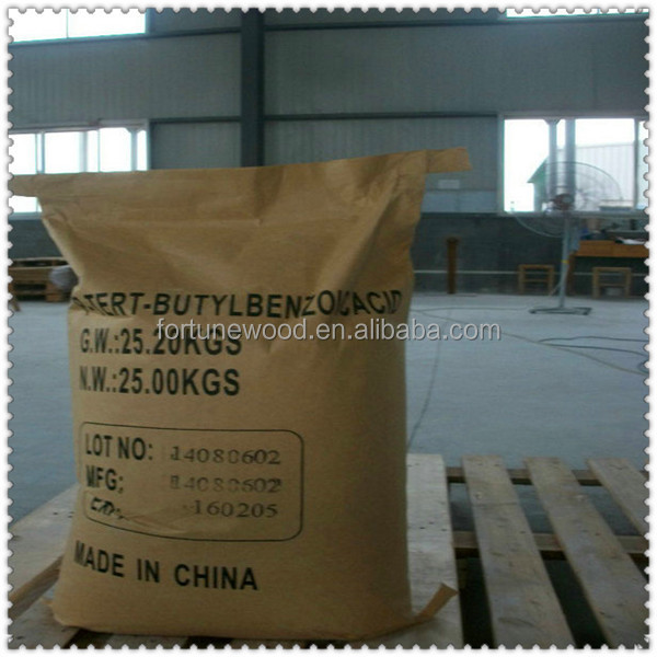 Lowest price for PVC Additive 4-Tert-Butylbenzoic Acid
