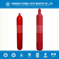 40L Made in China High Pressure Hydrogen/Argon Gas Cylinder
