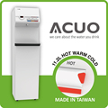 UO-632AW-R1 Floor Standing Micro Computer POU Water Dispenser