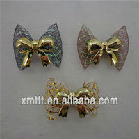 New Arrival Metal Flower Bows For