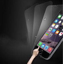 Cellphone accessories manufacturer tempered glass surface protective film for iphone5/5/5plus glass screen protector for samsung
