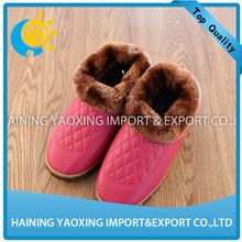 With 15 years experience supply warm winter house shoes wholesale