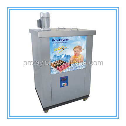Stainless steel ice lolly maker commercial popsicle equipment