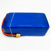 22.2v 30c 6s 16000mAh lipo battery fit for quadcopter DJI S800/S1000/OnyxStar FOX-C8-HD/Gryphon X8