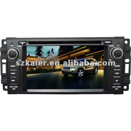 KR-6205 6.2'' central multimedia/central multimidia/in car entertainment for Chrysler Sebring