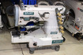 used second hand reconditioned SIRUBA C007J siruba flat lock sewing machinery