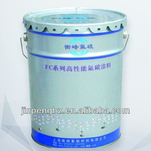 20 litres colored water proof bucket with lid