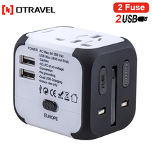 SL-176 universal converter 5v 2A dual usb charger travel power adapter EU US AUS UK muti plug wall ac/dc adapter