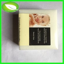 Whole body whitening soap L-glutathione reduced super soap for whitening face and body
