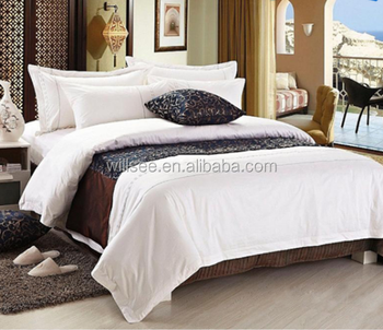 VB2006-100% cotton luxury hotel linens and beddings