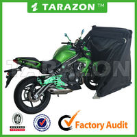 China top quality and hot sale OEM large motorcycle protector tent for motorbike