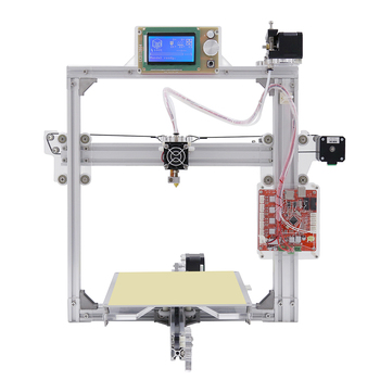 2018 Hot Selling Magic DIY 3D Printer Kit for Home Using and Large House 3D Flatbed Printer for Sale