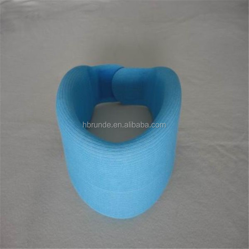 Runde high quality neck collar with soft foam