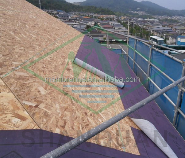 breathable roof tile underlay
