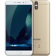 UHANS Max 2 MAX2 6.44 6.5 inch FHD large screen 4G Smartphone 4GB RAM 64GB ROM Octa Core 4300mAh Android 7 Mobile Cell Phone
