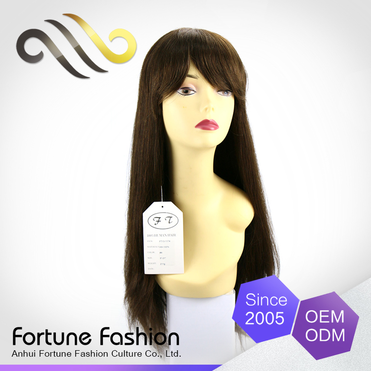 iBeauty New Arrival Fashionable and Luxury Pure Hair Dye Wigs
