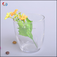 Glassware Wholesale Round Water Cup Glass Cup