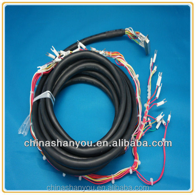 elevator (lift) interphone wire harness