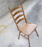 RCH-4169 Antique Bentwood Hand Carved Wood Chair