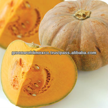VIETNAM FRESH PUMPKIN HOT DEAL!!!