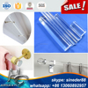 china manufacturers acrylic shower curtain rod for drapery hangings