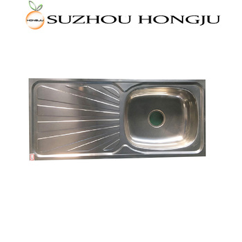 Topmounted undermount 201 stainless steel kitchen sink