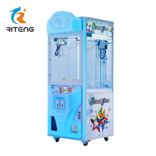 durable and strong crane claw vending toy games machine for sale