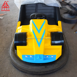 Damaged cars shopping mall kids electric mini bumper cars for sale