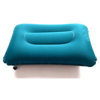 Wholesale Camping Automatic Self Inflatable Neck Rest Printing Pillow