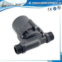 Low price of 12v or 24v dc water circulating pumps small