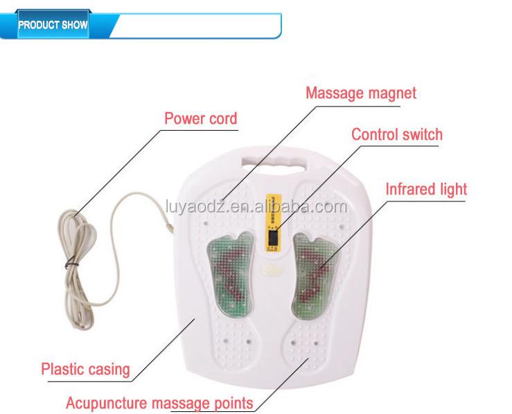 Vibrator machine for accupressure