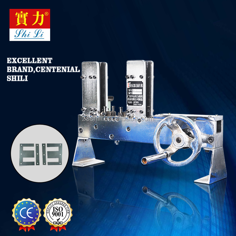 Easy operation ei lamination stacking machines manufactures