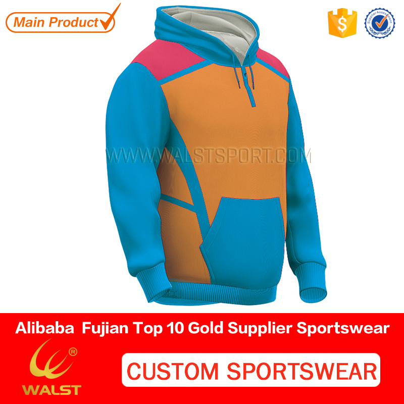 Custom sublimated polyester wholesale kids crewneck sweatshirt with your sponsor