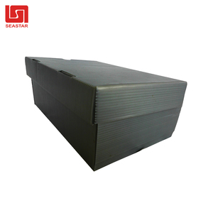 Matte Black Packaging Shipping Boxes/Corrugated Plastic Walmart