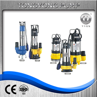 Agriculture Irrigation Submersible Pumps Cutter Submersible