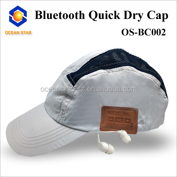 bluetooth speaker sport caps reasonable price bluetooth quick dry cap