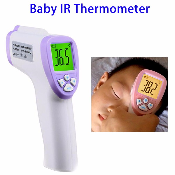 Price List Smart <strong>Sensor</strong> Forehead IR Digital Non-Contact Infrared Thermometer