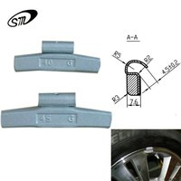 steel balance wheel weight/steel counter weight