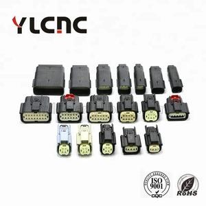 2/3/4/5/6/8/12/16 pin Molex waterproof auto connector