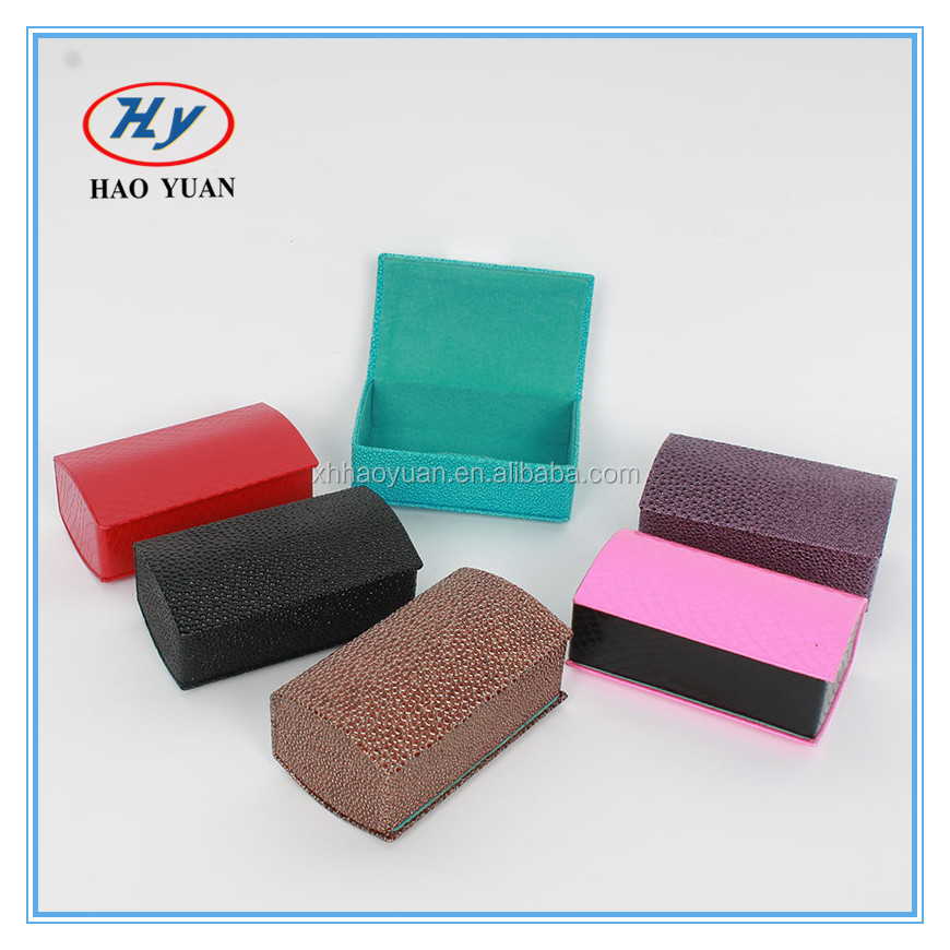 folding reading glasses case